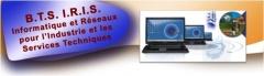 formation BTS Informatique et réseaux pour l'industrie et les services techniques