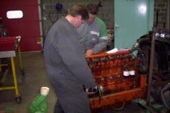 formation Bac pro Maintenance des matériels option agricoles
