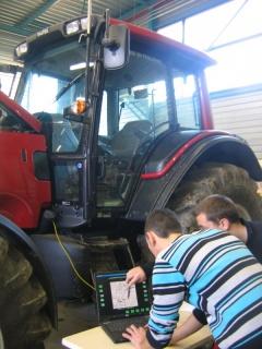 formation BTSA Génie des équipements agricoles