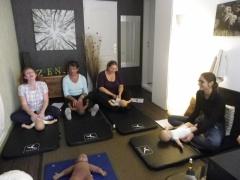 formation Massage bien-être pour bébé et réflexologie plantaire pédiatrique